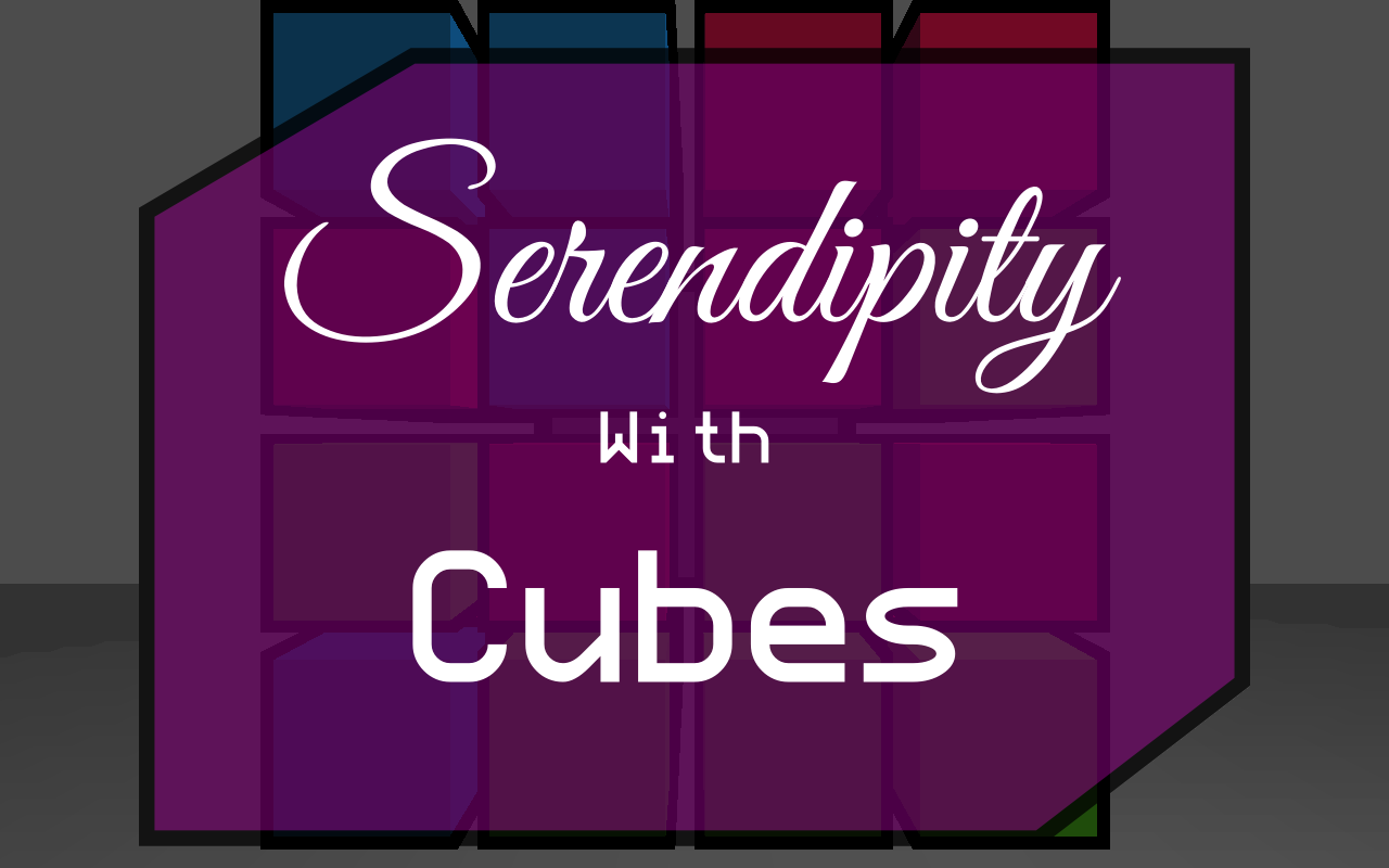 Serendipity with Cubes